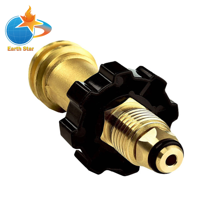 Propane Adapter Universal Fit Propane Tank Adaptor QCC1 POL - Fits 50lb Tank - No Tools Required Hand Wheel Easy Grip диск алмазный valuetools для керам плитки 230х22х2 5мм