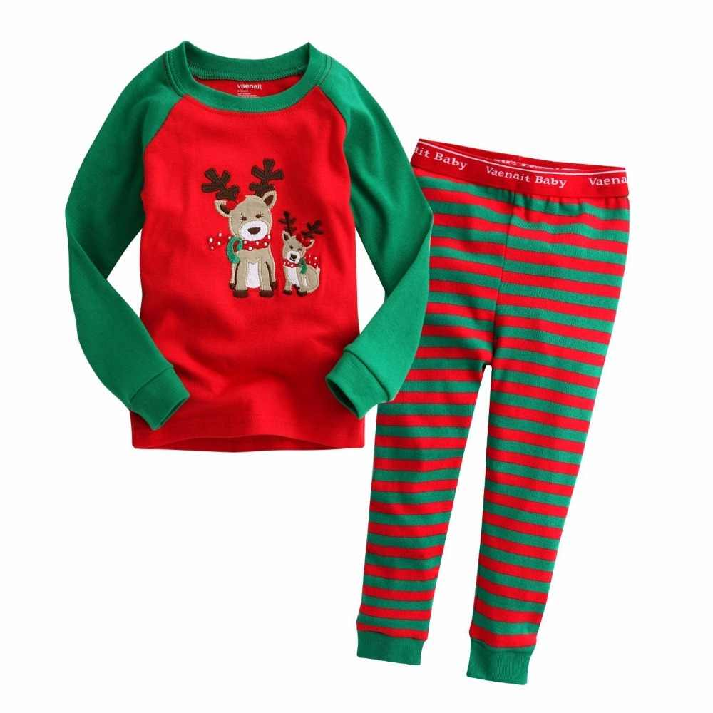 201cb9ce5 Detail Feedback Questions about Baby Pajamas Christmas Striped ...