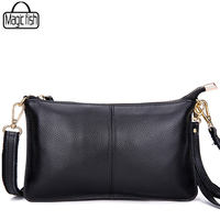 Genuine Leather Women S Day Clutch Bags Real Skin Cowhide Envelope Bags Evening Party Shoulder Bag