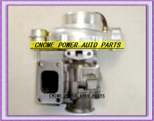 WGT30-2 T3 GT30 GT30-2 GT35 T04E Turbo Turbocharger Turbine housing.48 rear .60 a/r 2.5″ T3 V-band Water Cooled 300HP-400HP