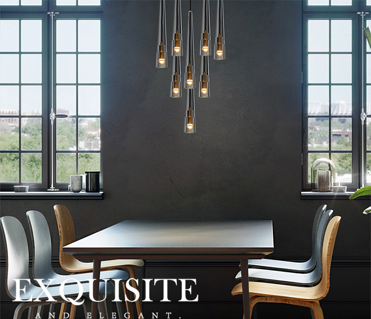 Postmodern crystal chandelier simple American living room dining room bedroom study bar bar copper light luxury chandelierPostmodern crystal chandelier simple American living room dining room bedroom study bar bar copper light luxury chandelier