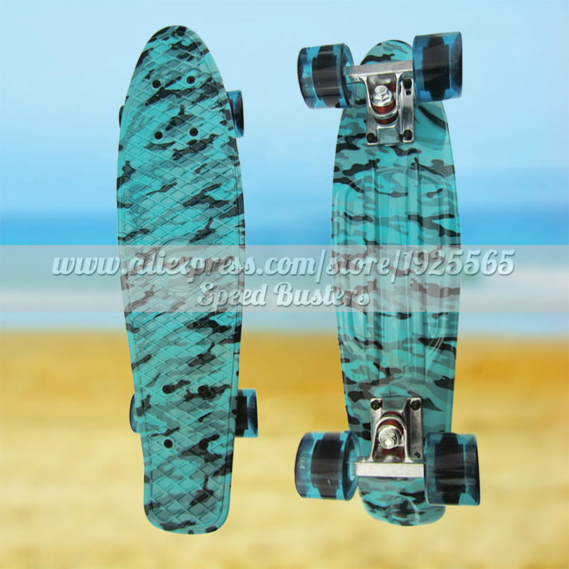Peny skateboard roues longboard 22
