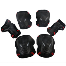 Electric Balancing Scooter Protect Wrist Knee Protector Set Adult Skating Knee Pads Elbow Protection 6 in1 Pads Set Sport Safety