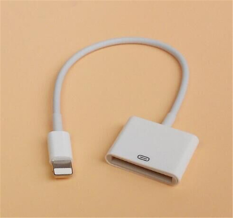 iphone 30 pin adapter for lightning 8pin to 30 pin charger adapter converter 14360