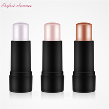 Perfect Summer Bronzer And Highlighter Stick Makeup Cream Concealer Palette Long Lasting Facail Bronzers Highlighters