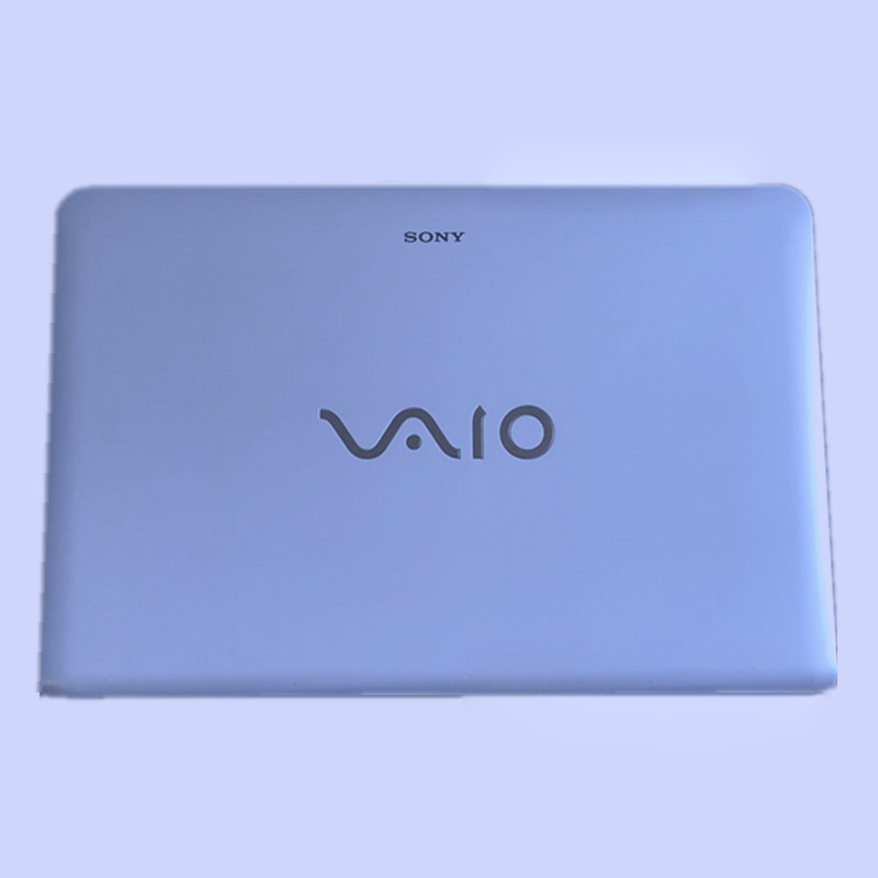 New Original Laptop LCD Back Top Cover/Front Bezel For Sony SVE151 SVE1511 SVE1512 SVE151 PN:3FHK5LHN010