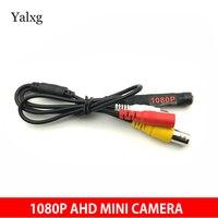 Yalxg HD 1080 P AHD Mini 1920*1080 Kit Wired Cctv Sistema Più Piccolo di Sorveglianza di Sicurezza Domestica Con 10 PZ 940NM Led