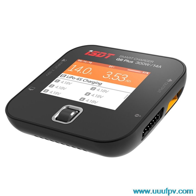 Новое поступление isdt q6 плюс 300 Вт 14a мини для карман Батарея баланс Зарядное устройство для RC Запчасти