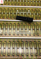 VK ALPHA 72MM RA45D2F 211 Straight Slide Rail Sliding Potentiometer B20KX2 A45D2F 211 20D1 0B20K