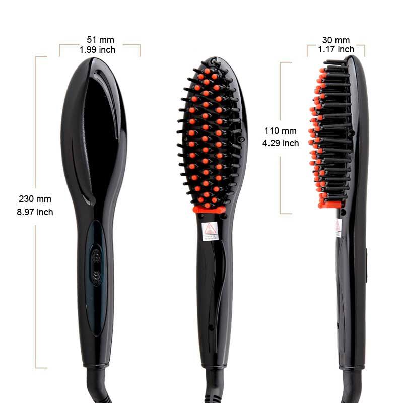 электрический выпрямитель для волос щетки уход за волосами детей стайлинг выпрямитель для волос гребень массажер авто выпрямители для волос simplyfast утюг волос