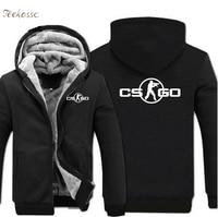 Hot Sale New Brand Game Hoodie 2018 Spring Winter Warm Fleece Gamer Sweatshirt Caual Men Hoodies Fashion Mens Hoody Coat Jackets