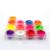 1 sztuk Glimmer Fluorescencji Nail Art Glitter Powder Pył Neon Kolor Projekty DIY Różowy Dla Żel Polski Paznokci Manicure Narzędzia JIYE01-13