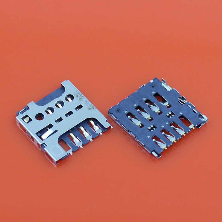 JCD держатель считывателя слотов для SIM-карт разъем для Nokia Lumia 620 625 N625 для CoolPad F1 8297 8705 8720 8908 9150