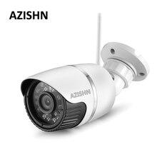 AZISHN Yoosee Wifi ONVIF 720P 960P 1080P IP Camera Wireless Wired P2P CCTV Outdoor Bullet Camera 24IR Motion Detect SD Card Slot