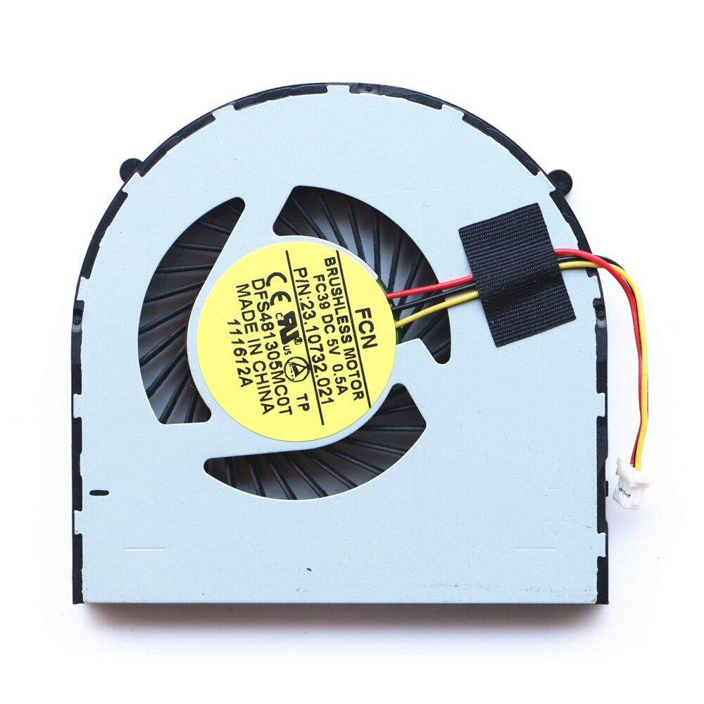 Neue Original Fan Für Dell inspiron 3518 3437 3541 3542 3543 3878 Cpu Lüfter 23.10732.001