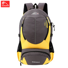 купить Men Women Travel Laptop Backpack School Luggage Rucksack Sports Camping Climbing Bag Computer Student Backpack Female Male дешево