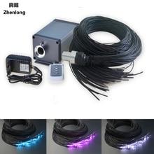 Optical fiber stick LED light fo