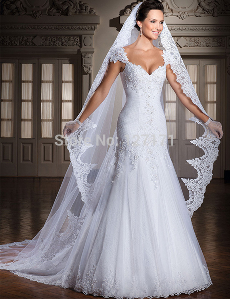 designer lace wedding dresses with sleeves dress images
