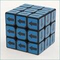New 3x3x3 Magic Speed Cube Kub Profissão Adesivos Cubo Mágico Cubo Magico Autocollant de Casse Pompier Brinquedos educativos A101