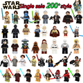 Lepin Desonestos uma morte estrela r2d2 de star wars stormtrooper figuras yoda legoes brinquedos para crianças blocos de construção compatíveis