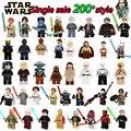 Lepin yoda star wars stormtrooper de star wars r2d2 Rogue una muerte figuras building blocks compatible legoes juguetes para los niños