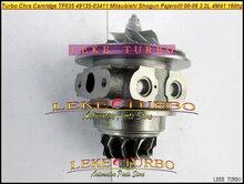 Free Ship Turbo Cartridge CHRA Core TF035 49135-03411 49135-03410 4913503410 For Mitsubishi Pajero III 00- Shogun DI-D 4M41 3.2L