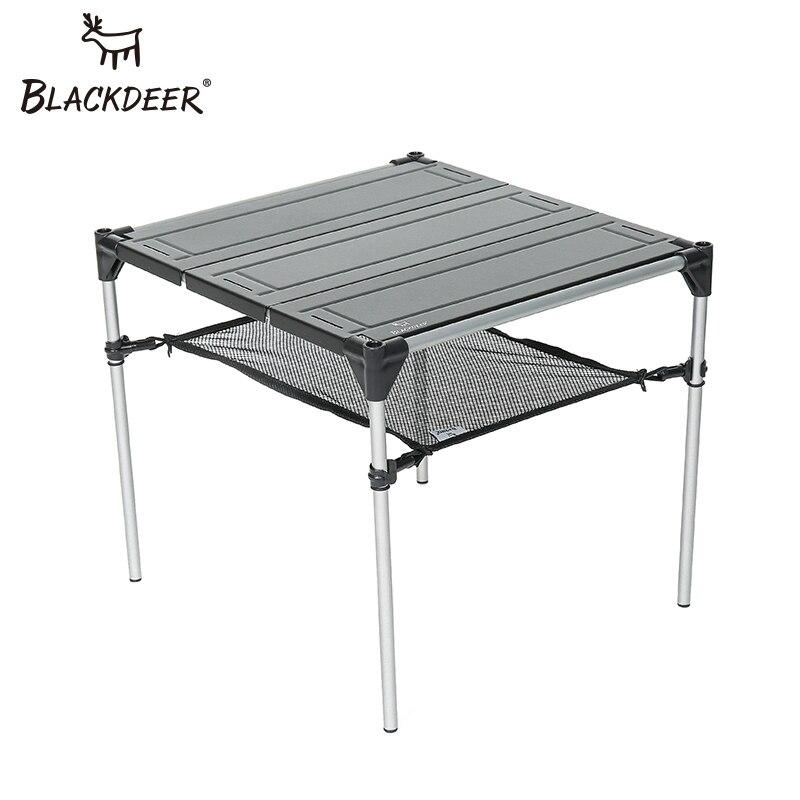 BLACKDEER портативный складной стол Кемпинг Туризм стол путешествия открытый пикник алюминиевый сплав складной Ультра-легкий