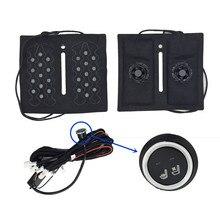 Подогреватель и охладитель автомобильных сидений с переключателем Hi-Low