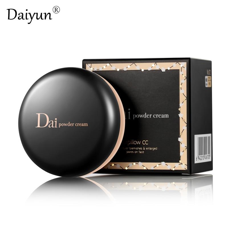 Daiyun air cushion cc cream Concealer Makeup Matte Finish White Moisturizing Makeup Flawless Brighten Finish White Moisturizing