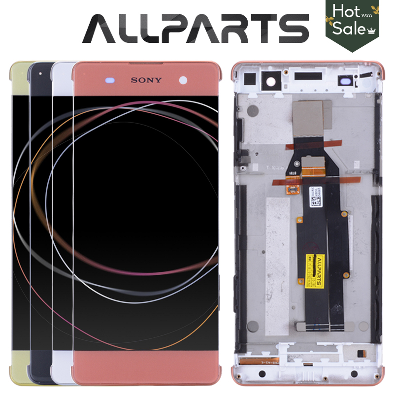 Original LCD For SONY Xperia XA Display Touch Screen Digitizer Assembly Replacement F3111 F3112 F3116 For SONY Xperia XA LCD