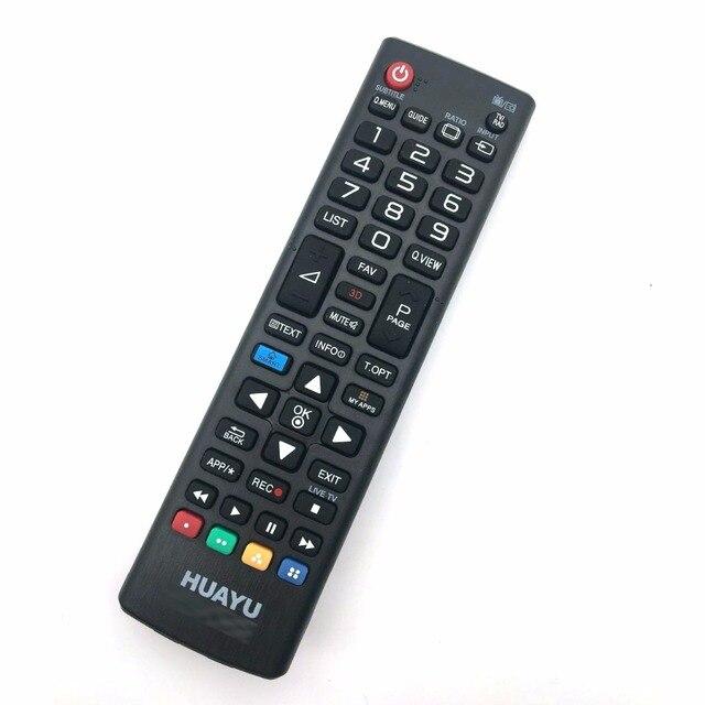 Remote Control Suitable For LG AKB74475481 32LF592U 43LF590V 43UF6407 43UF640V 49LF590V 49UF6407 49UF640V LED LCD WEBOS HD TV