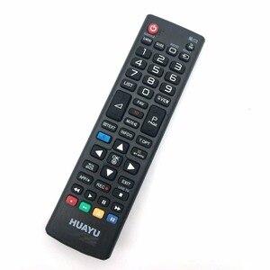 Image 1 - Télécommande Adapté Pour LG AKB74475481 32LF592U 43LF590V 43UF6407 43UF640V 49LF590V 49UF6407 49UF640V LED LCD WEBOS HD TV