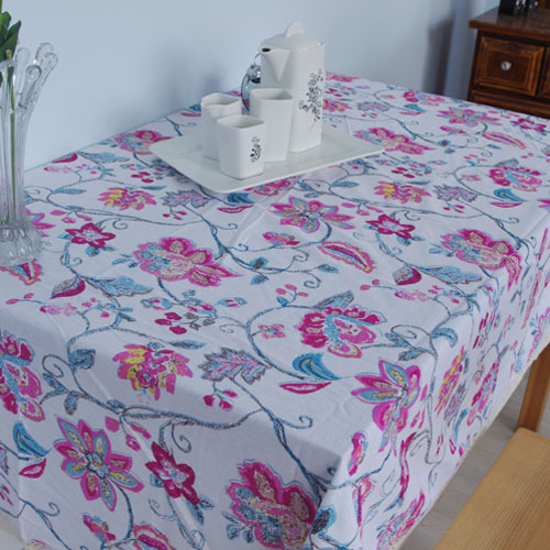 Summer fluid laciness table cloth fashion fabric tablecloth rustic dining table cloth lace style