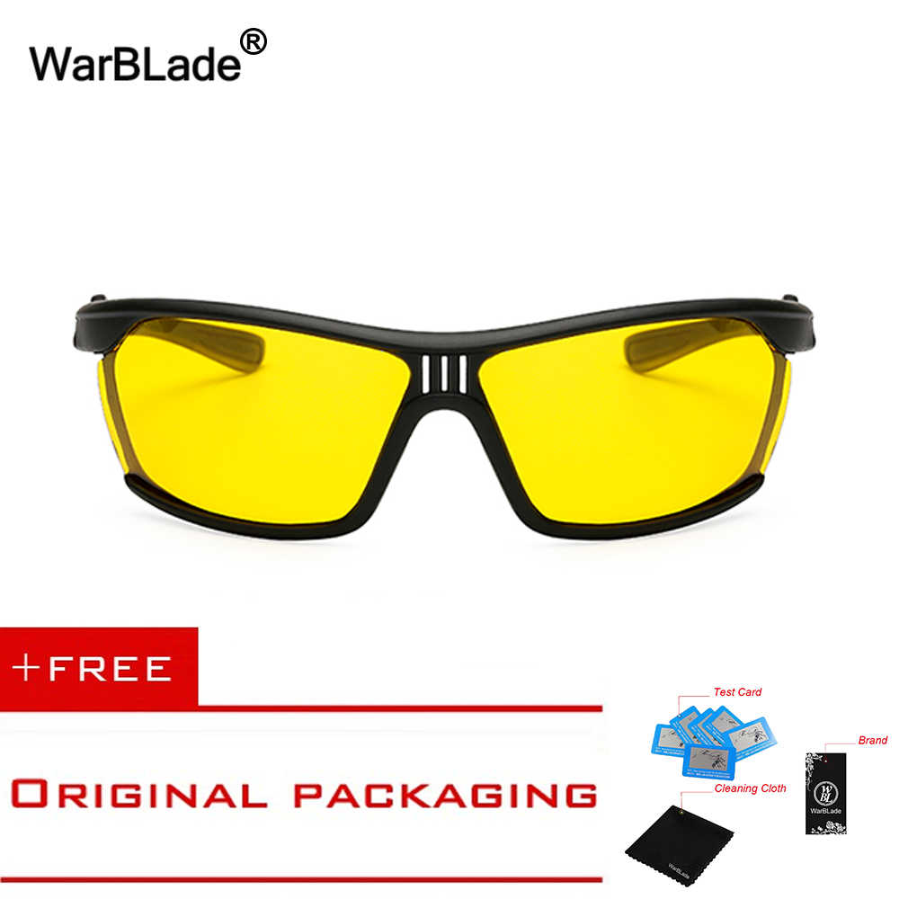 f99f53003c ... Mens Fashion Polarized Night Driving Sunglasses Women Yellow Lense  Night Vision Driving Glasses Goggles Reduce Glare ...