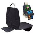 Универсальный Сиденье автомобиля Включает автокресло Безопасности антипробуксовочная защиты от износа pad Детские ребенка автокресло подушки Easy Clean car подушки сиденья
