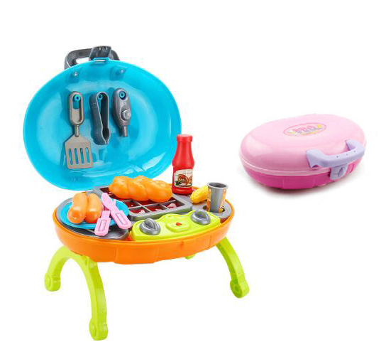 New arrival children kitchen toys set children play house for Kitchen set for 9 year old