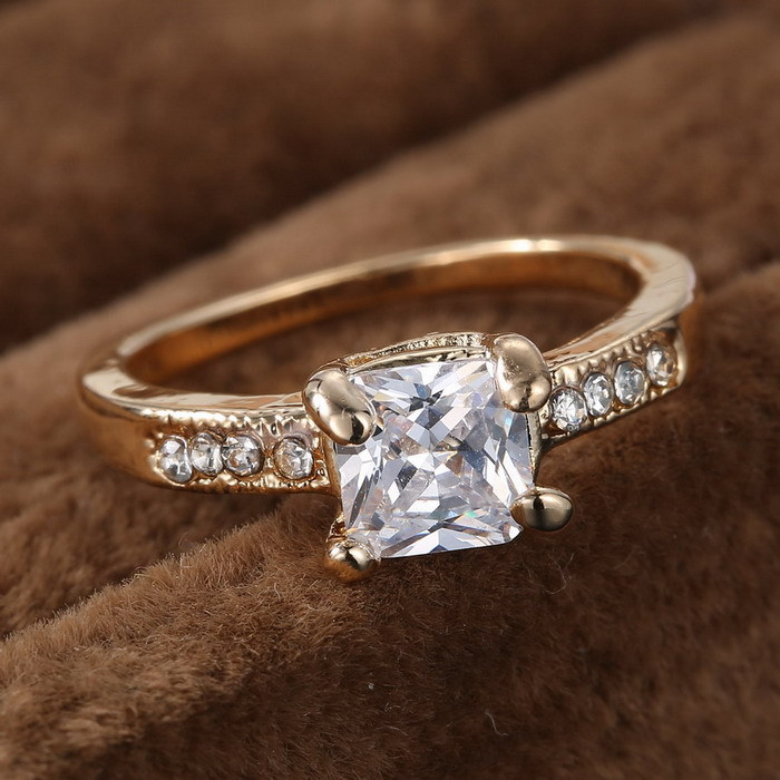 Aliexpress.com : Buy Size 8 engagement rings Promise Rings ...