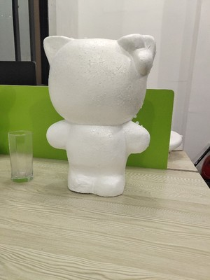Polystyrene Styrofoam Foam Animal Model Shape White  Balls  Crafts For Children/kids DIY Handmade Materials  Many Styles/sizes
