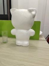 Polystyrene Styrofoam foam Animal Model Shape White  Balls  Crafts For children/kids DIY handmade materials  many styles/sizes