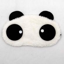 Panda Маски прекрасный панда Лица Сна Eye Mask Спящая Завязанными Глазами Nap Cover # B