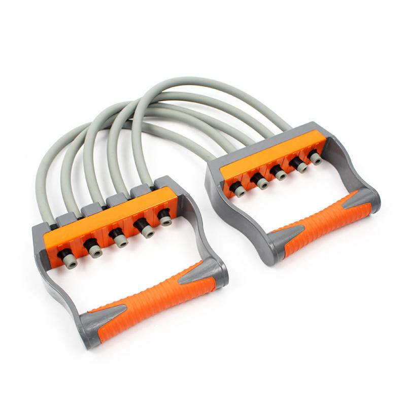 Sports Exerciser Arm Pulling Resistant Band Expander Portable Indoor ...