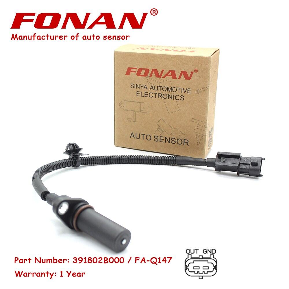 High Quality Crankshaft Position Rotation Sensor For