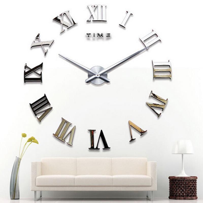 Popular Metal Wall Clock Roman Numerals Buy Cheap Metal Wall Clock Roman Numerals Lots From