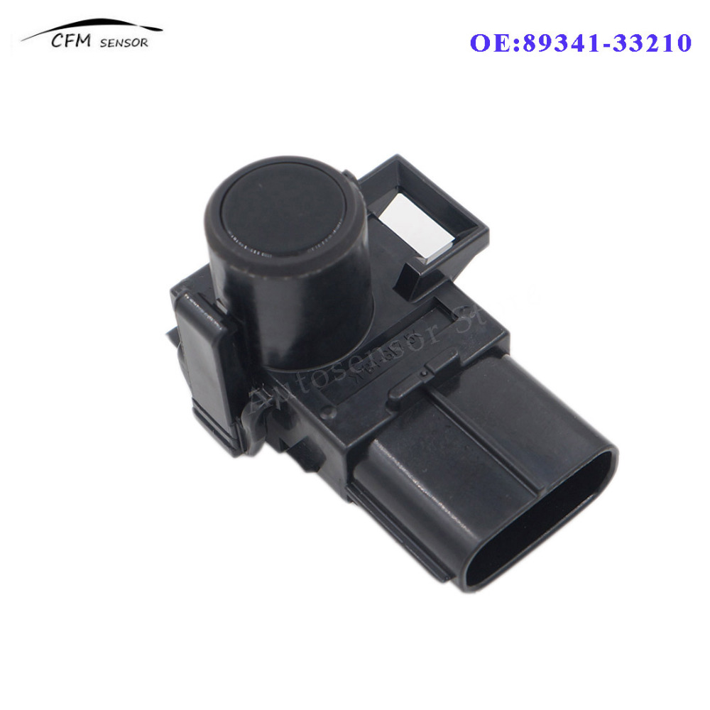 89341-33210 Parking Ultrasonic Sensor For Lexus RX270 RX350 RX450H <font><b>GX400</b></font> GX460 Toyota Camry Land Cruiser Prado 188400-2820 image