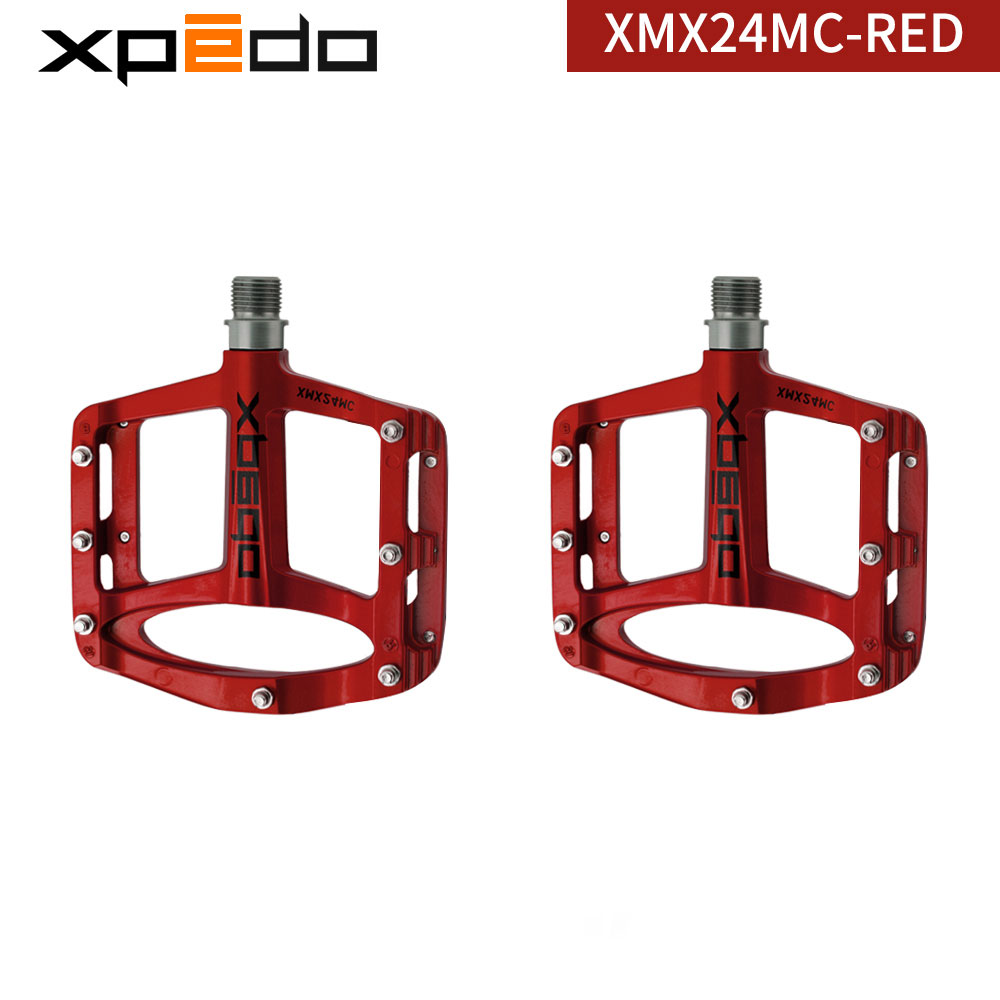 Wellgo XPEDO XMX24MC bicycle pedals SPRY ultralight Magnesium MTB mountain bike pedals 255g 6 Colors