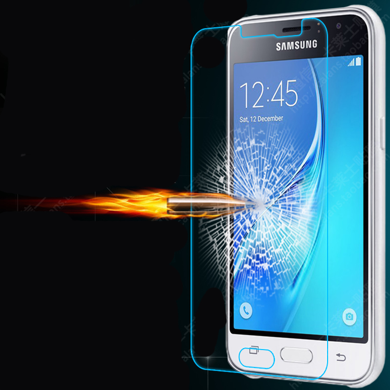 Galaxy J Is This Toughened Glass