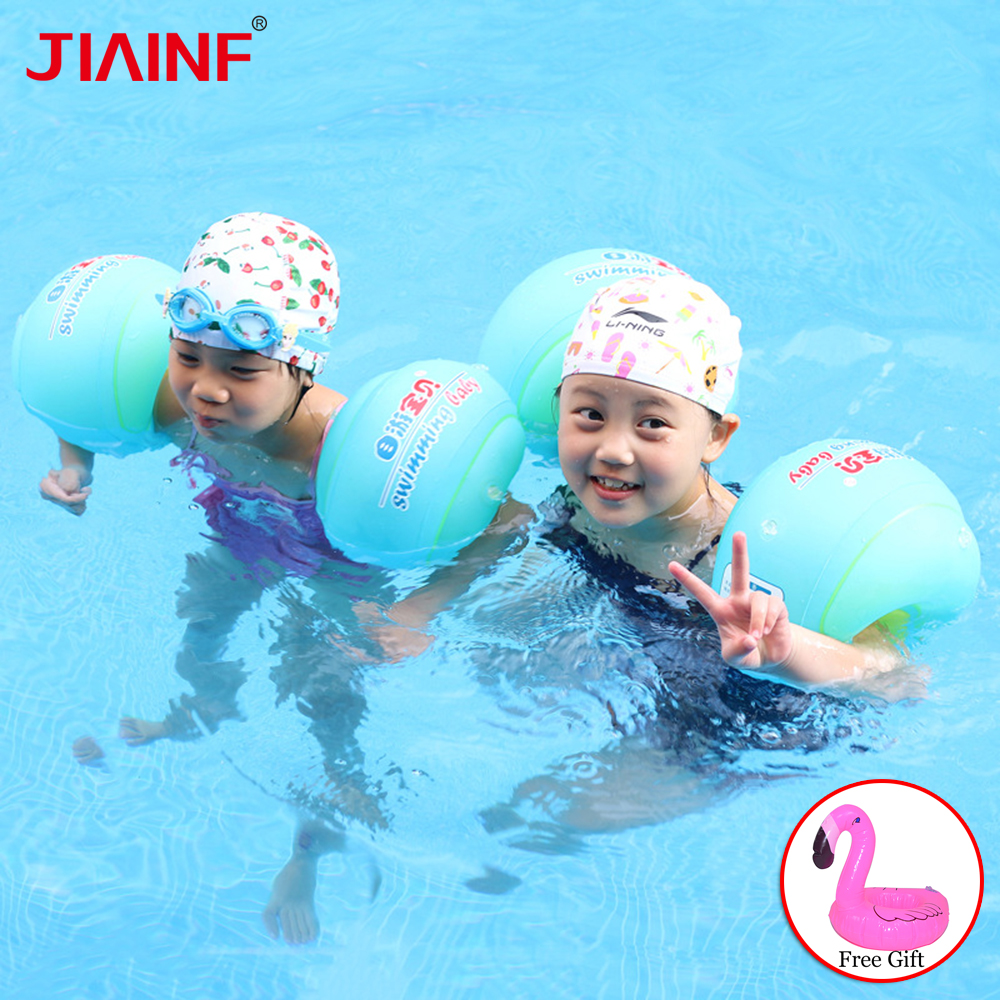 Baby Swimming Arm Ring Children Inflatable Armbands Swimming Pool Puddle Jumper Armlets For Swimming Baby Swimming Ring