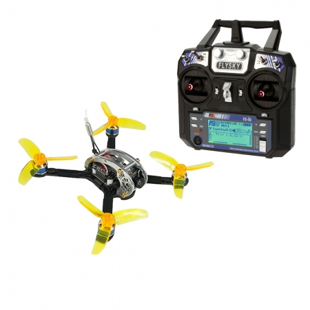 JMT FLY EGG 130 FPV Racer Drone RTF With Flysky FSI6 Flight Control Remote Controller Indoor