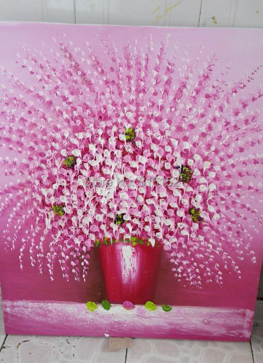 Painting Acrylic Abstract Flowers Painting Ideas
