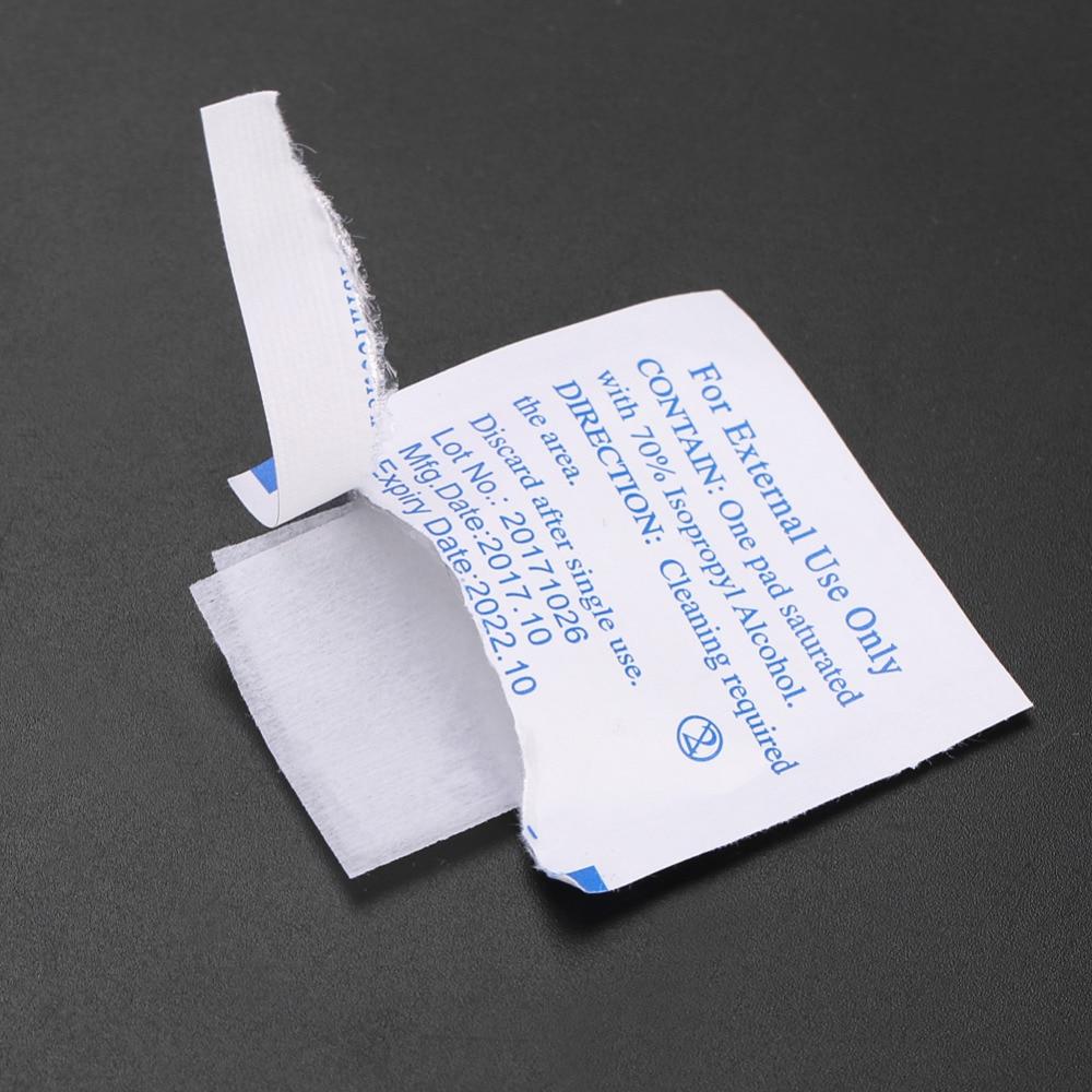 Новые 100 шт одноразовые Алкотестеры прокладки для беременных салфетки спиртовые салфетки стерилизация первой помощи антибактериальное средство